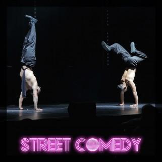 Street comedy