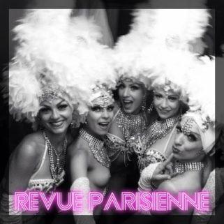 CABARET REVUE PARISENNE